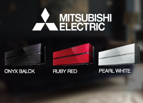 Mitsubishi Electric-ის პრემიუმ კონდიციონერები ჭკვიანი გაგრილების სისტემით